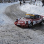 Tuthill Porsche 911 Rally Boucles de Spa