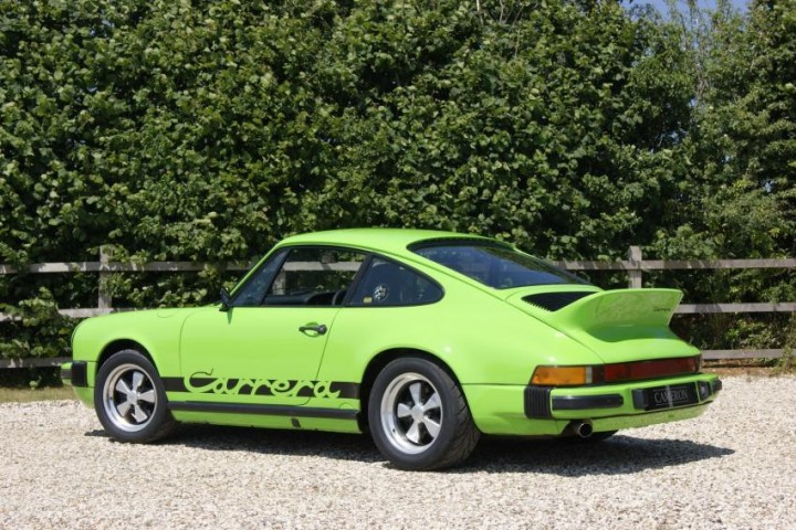 Porsche 911 Backdate To 1974 2 7 Carrera