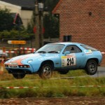 Tuthill Porsche 928 Rally Car