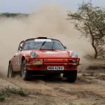 Waldegard Race4Change Safari rally 2011 3