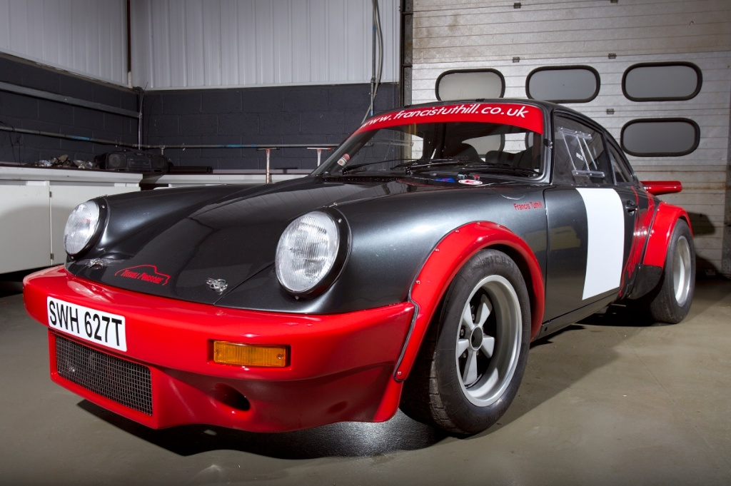 Car Builds Tuthill Porsche