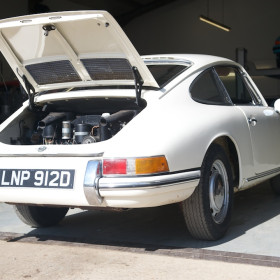 Tuthill Porsche 1967 912 original auction for sale