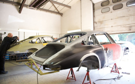 Tuthill Fabrication Porsche 911 Rally