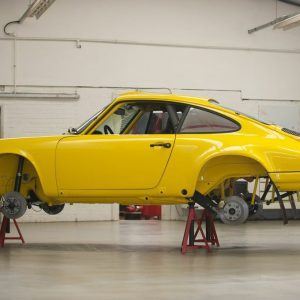 Tuthill Porsche Custom 911 Build