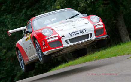 911 RGT Rally Germany Day 2 Tuthill Porsche 4
