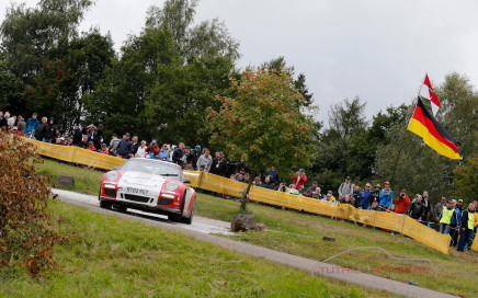 911 RGT Rally Germany Day 2 Tuthill Porsche 6