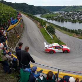 911 RGT Rally Germany Tuthill Porsche