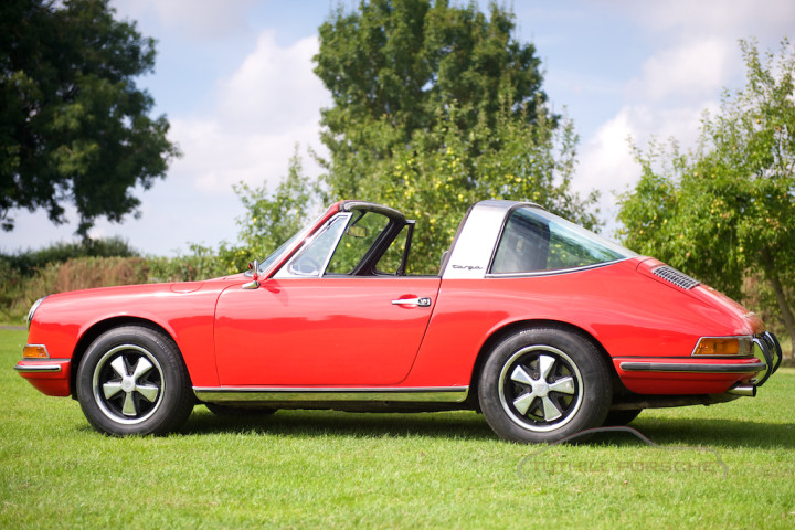 1968 porsche 911s 2 0 targa for sale. Black Bedroom Furniture Sets. Home Design Ideas