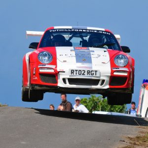Porsche 911 RGT 997 GT3 WRC for sale Tuthill 11
