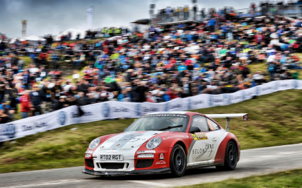 Porsche 911 RGT 997 GT3 WRC for sale Tuthill 14