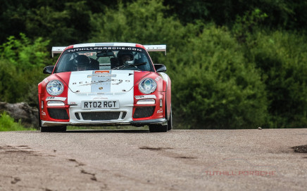 Porsche 911 RGT 997 GT3 WRC for sale Tuthill 3
