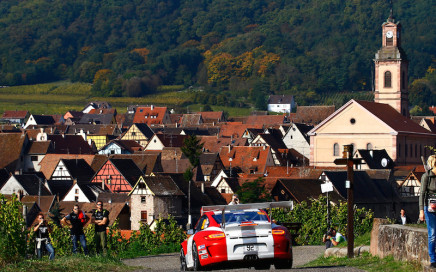 WRC France Delecour Day 3 13