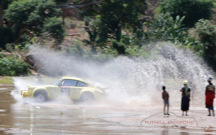 Safari Rally Porsche 4