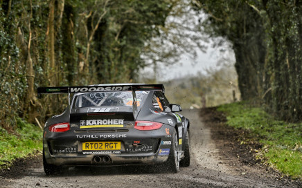 Tuthill Porsche 2015 Circuit of Ireland