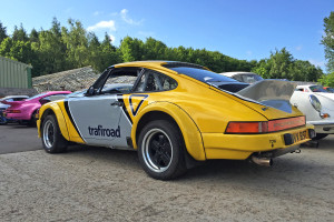 Tuthill Porsche 911 Ypres Rally 2015 2