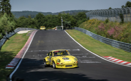 Tuthill Porsche historic motorsport racing