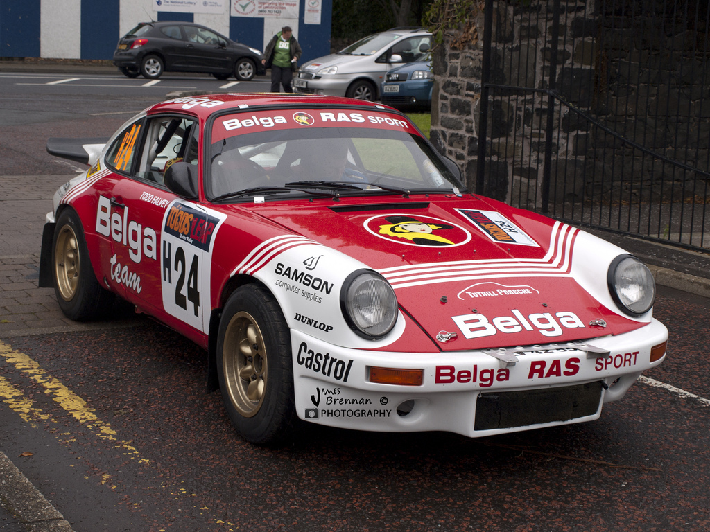 Tuthill Porsche Heads For Classic Rally In Ireland