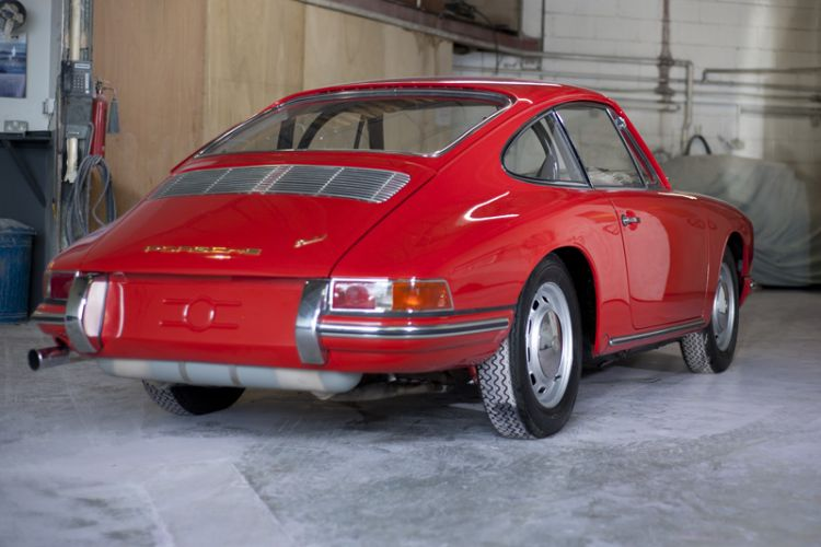 Perfect Porsche 911 Swb Restoration From Tuthill