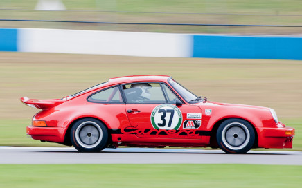 Tuthill Porsche build 911 RS replica