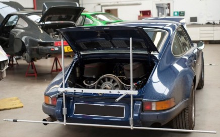Tuthill Porsche 911 suspension new classic