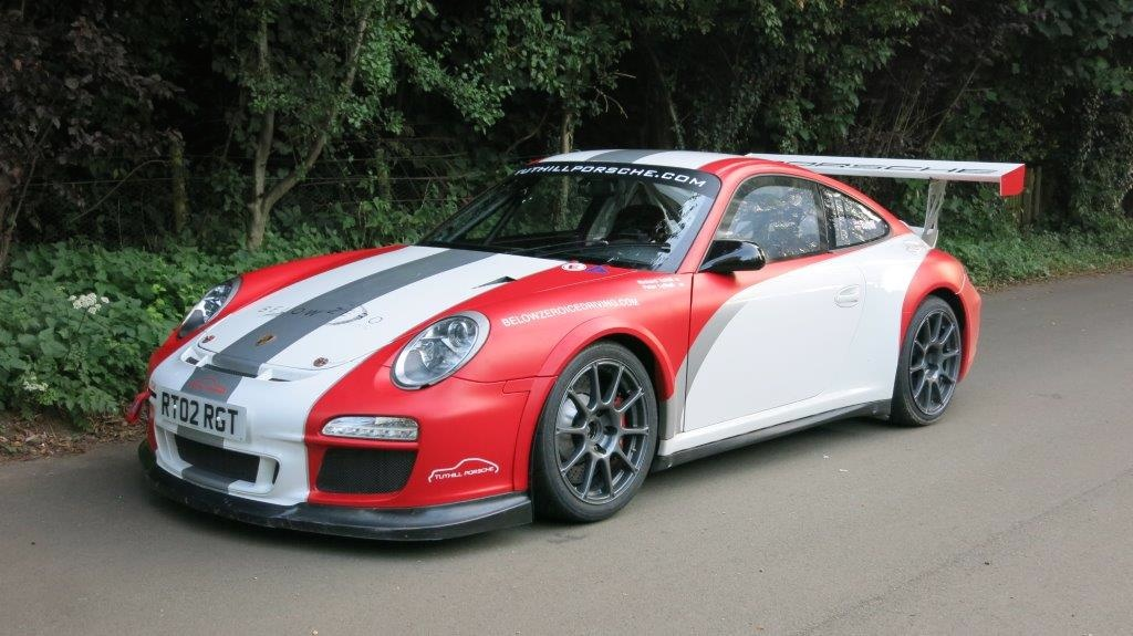 Electra: Speed demon Tuthill-Porsche-911-RGT
