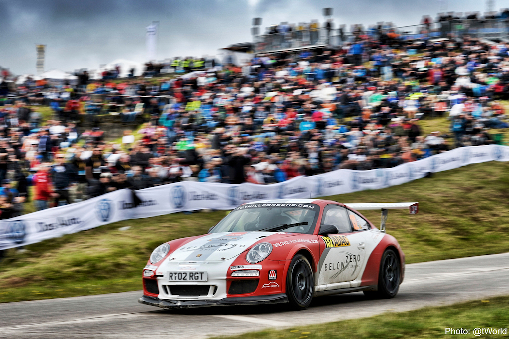 Porsche Driving School >> Porsche 911 RGT WRC Rally Car: 997 or 991 GT3 base ...