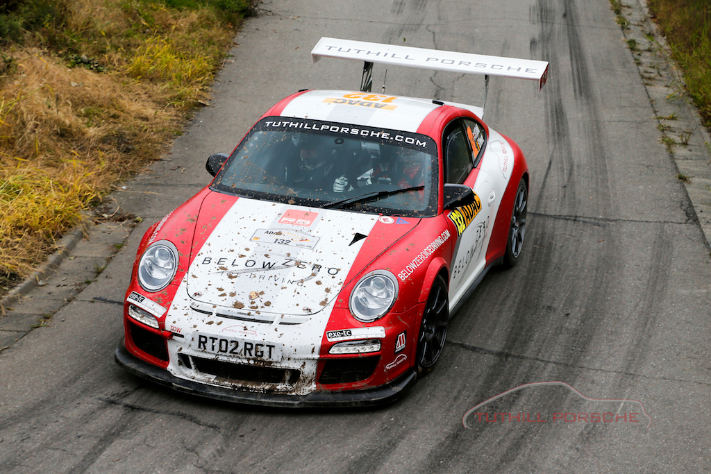 Porsche Driving School >> Porsche 911 RGT WRC Rally Car: 997 or 991 GT3 base - Tuthill Porsche