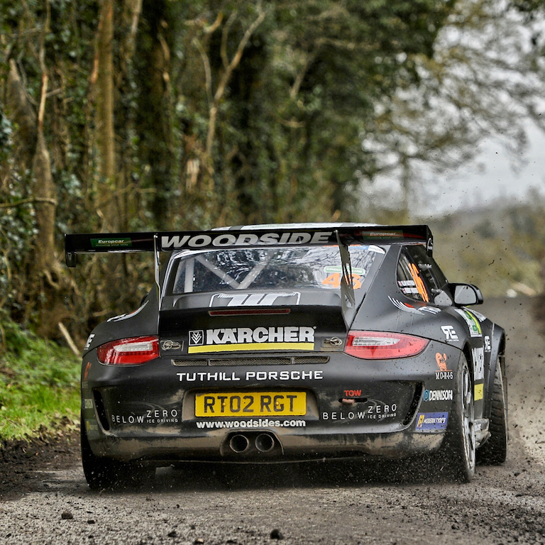 Porsche 911 RGT WRC Rally Car: 997 Or 991 GT3 Base